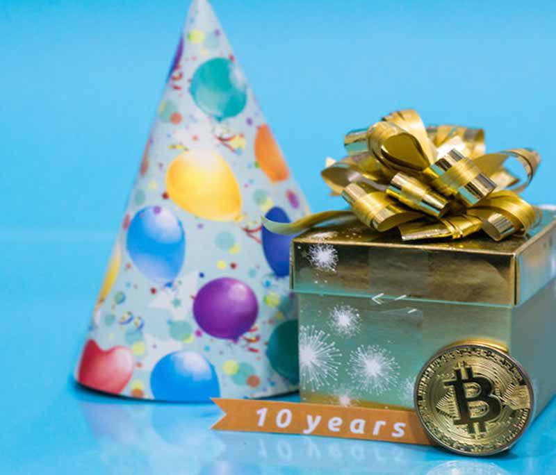 Bitcoin is jarig, 10 jaar!