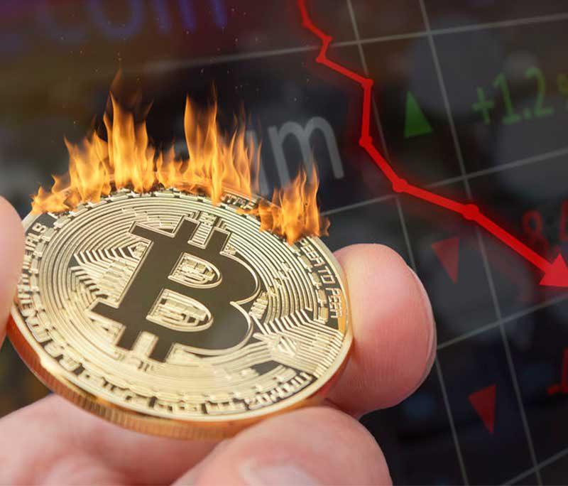 Crash Bitcoin, maak je debuut!