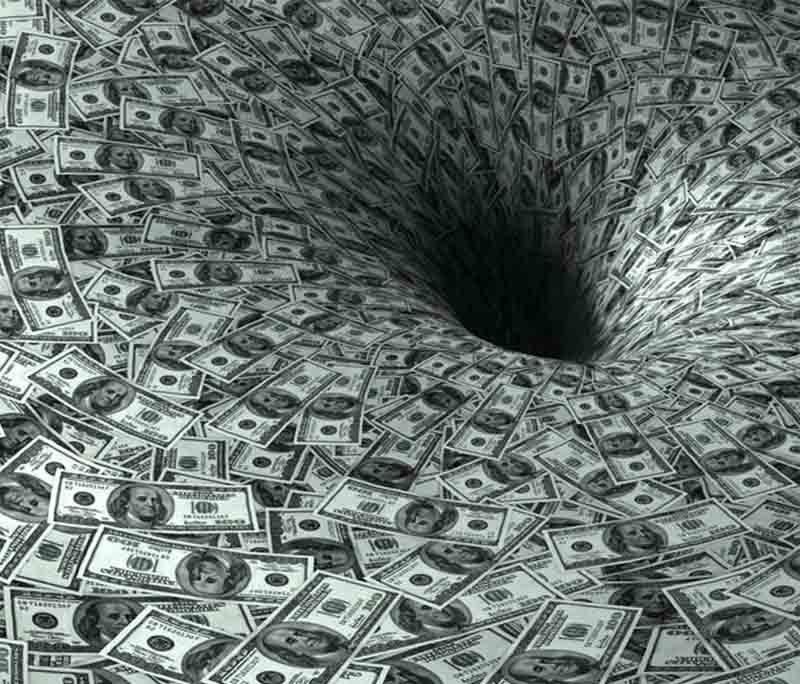$ 14 Biljoen verdampt uit cryptomarkt