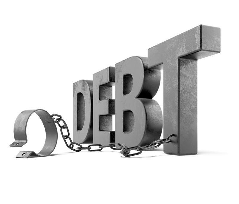 Schuldenexplosie
