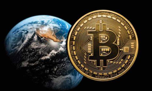 Bitcoin Update: breakout falling wedge aanstaande
