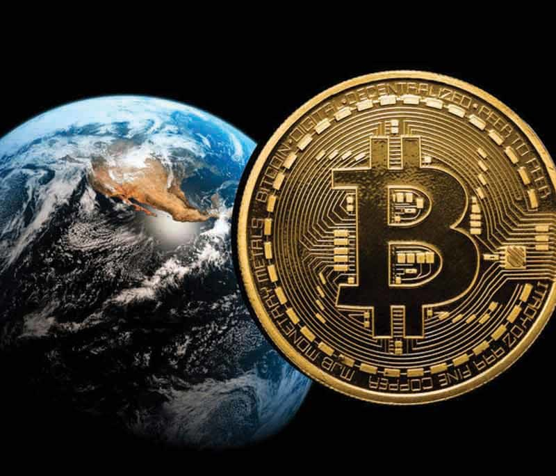 Bitcoin Update: The sky is the limit