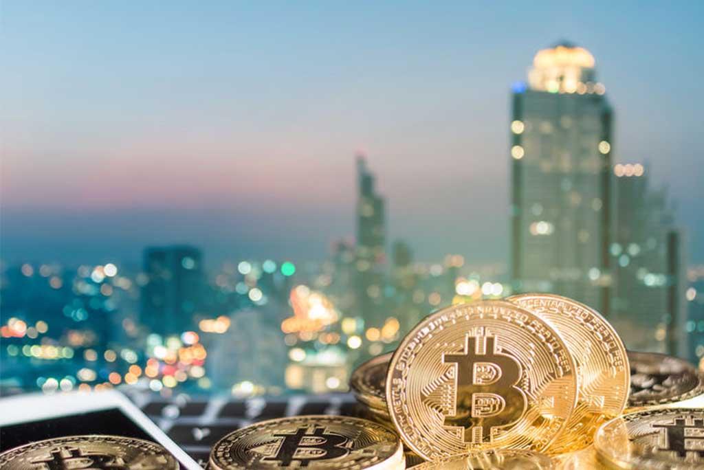 Bitcoin huis verkopen