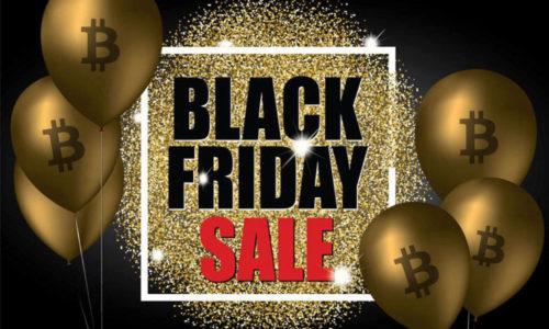 Bitcoin Update: Black Friday sale begonnen!