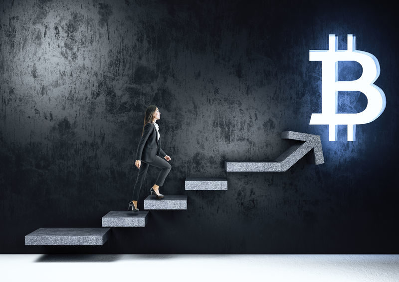 Bitcoin Update: Opwaartse trendkanaal nog steeds in tact!