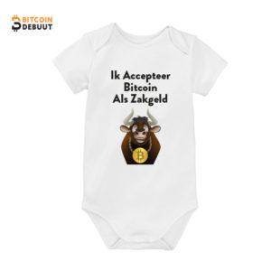 Bitcoin Romper - Zakgeld
