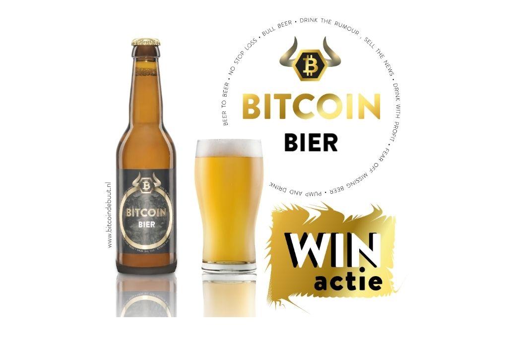 WINACTIE | Bitcoin Bier | 6-pack