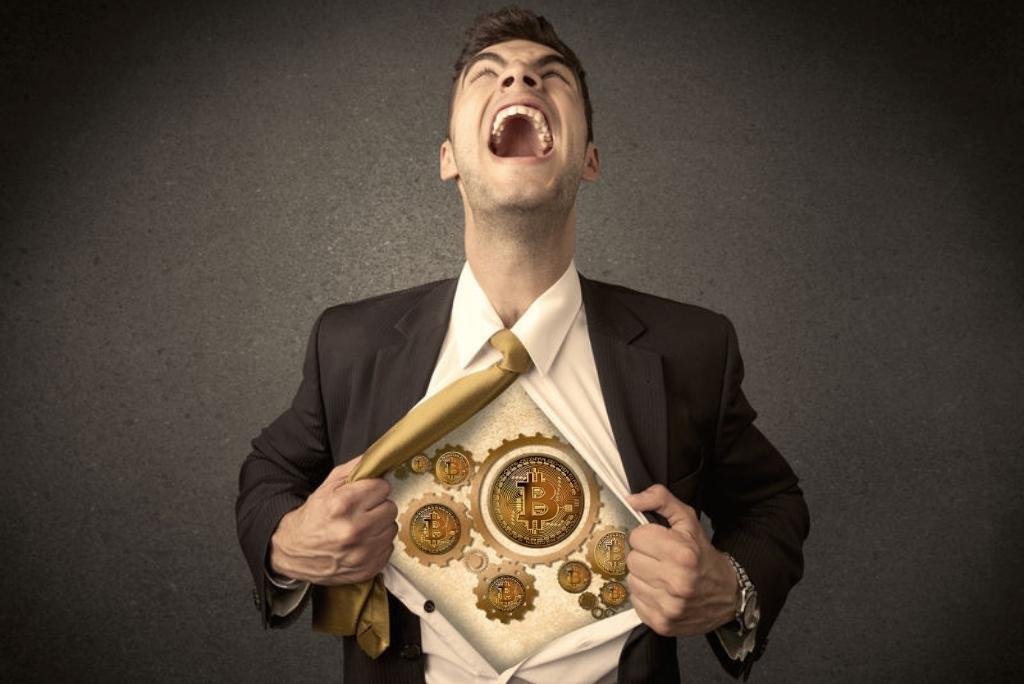 Bitcoin Update: weeksluiting boven 12.3k is super bullish