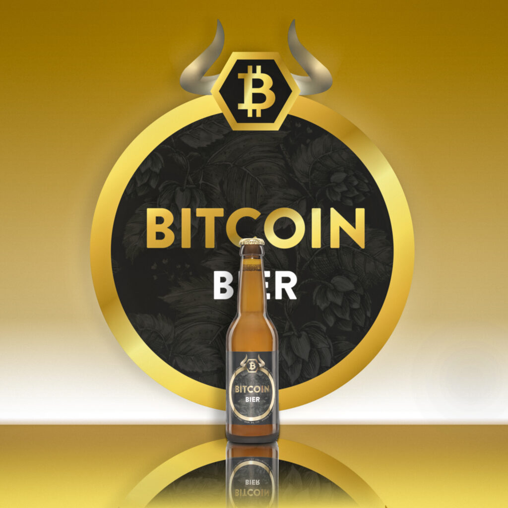 Bitcoin Bier