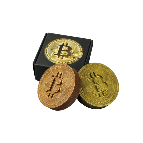 Bitcoin Chocolade