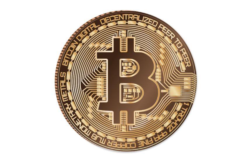 Bitcoin Wanddecoratie
