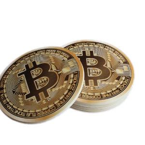 Bitcoin Bierviltjes