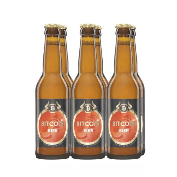 Bitcoin Bier IPA 6 pack
