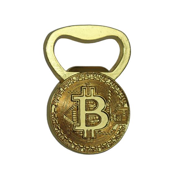 Bitcoin Bieropener