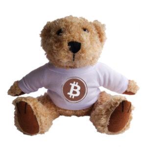 Bitcoin Knuffel