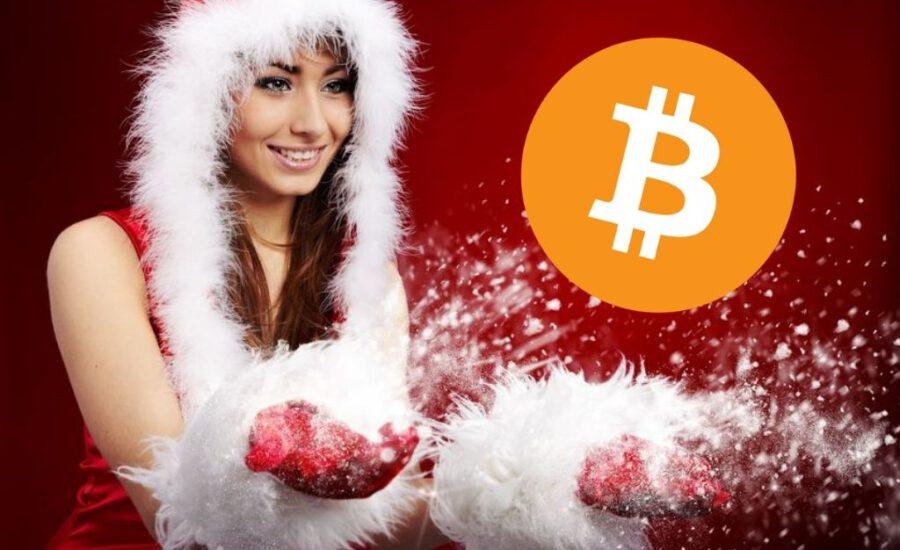 Bitcoin Kerst