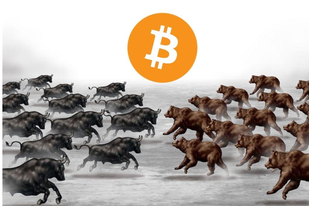 Bitcoin Update: bulls en bears blijven strijden om controlepunt