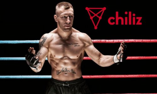 Chiliz (CHZ) naar 1 dollar door samenwerking met UFC®