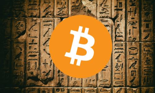 Wanneer de geschiedenis enigszins rijmt is einde Bitcoin Bullmarkt nabij