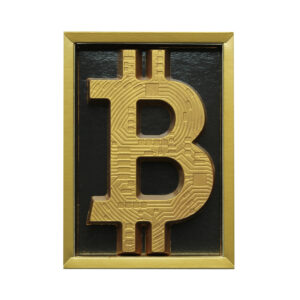 Bitcoin Chocoladeletter