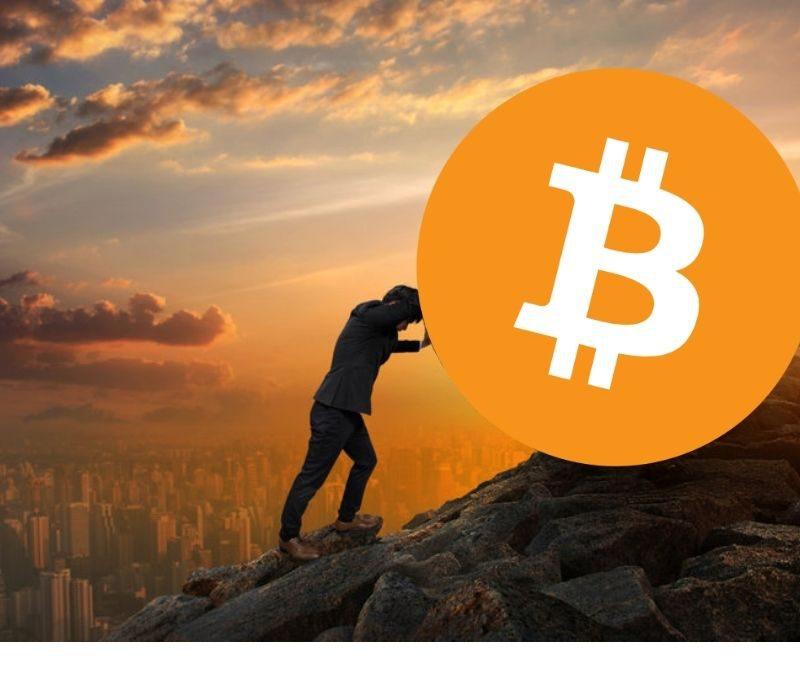 Bitcoin Update: werk aan de winkel voor doorbreken $50.000