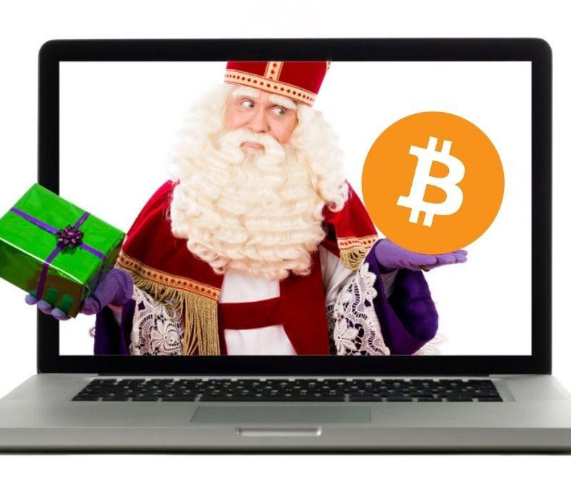 Bitcoin Sinterklaasgedicht   Sinterklaas is een HODL'er   Gratis Voorbeeld