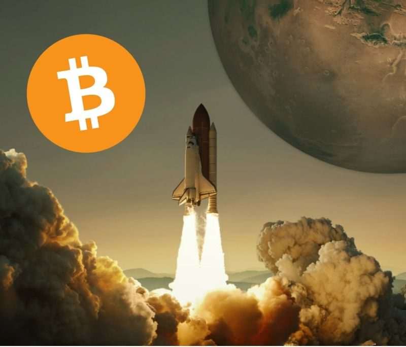 Bitcoin Update: Ready for take-off?