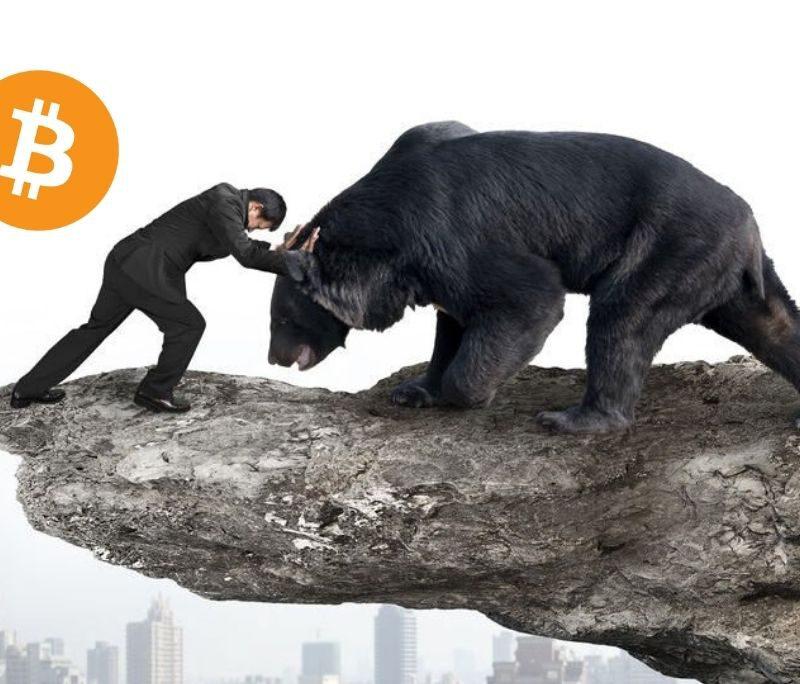 Bitcoin Update: Bulls staan voor een flinke uitdaging